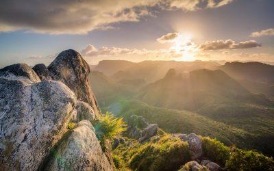 The Secret of the Unhewn Stone